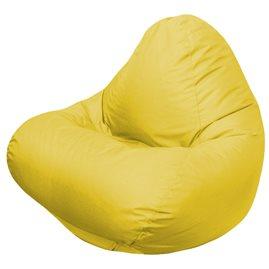 Кресло-мешок RELAX желтое