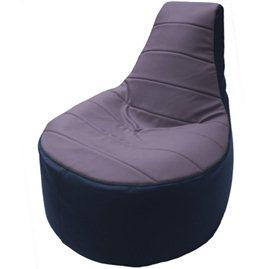 Бескаркасное кресло мешок Трон Т1.3-18