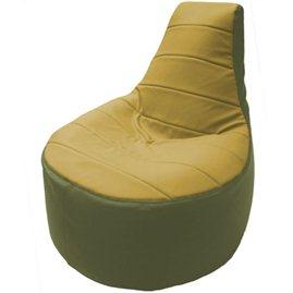 Бескаркасное кресло мешок Трон Т1.3-30