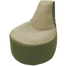 Бескаркасное кресло мешок Трон Т1.3-31