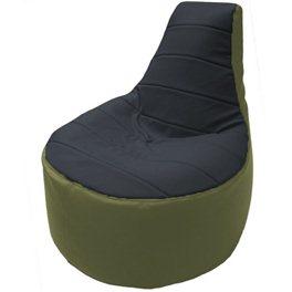 Бескаркасное кресло мешок Трон Т1.3-32