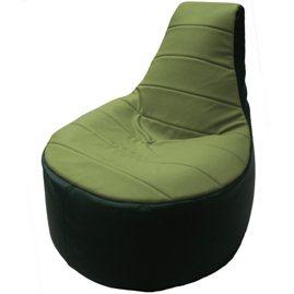 Бескаркасное кресло мешок Трон Властелин