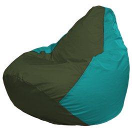 Бескаркасное кресло-мешок Груша Макси Г2.1-58