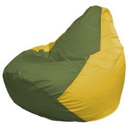 Бескаркасное кресло-мешок Груша Макси Г2.1-228