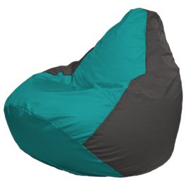 Бескаркасное кресло-мешок Груша Макси Г2.1-287