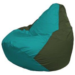 Бескаркасное кресло-мешок Груша Макси Г2.1-288