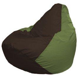 Бескаркасное кресло-мешок Груша Макси Г2.1-323