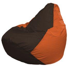 Бескаркасное кресло-мешок Груша Макси Г2.1-324
