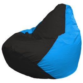 Бескаркасное кресло-мешок Груша Макси Г2.1-395