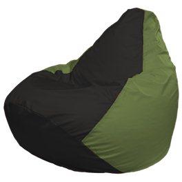 Бескаркасное кресло-мешок Груша Макси Г2.1-399