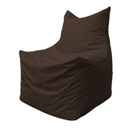 Бескаркасное кресло мешок Фокс Ф2.2-05 (Шоколад)