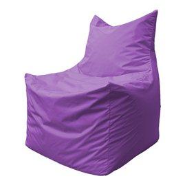 Бескаркасное кресло мешок Фокс Ф2.2-11 (Сирень)