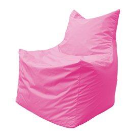 Бескаркасное кресло мешок Фокс Ф2.2-07 (светло-розовый)
