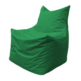 Бескаркасное кресло мешок Фокс Ф2.1-04 (Зеленый)