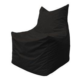 Кресло-мешок Фокс Ф2.1-01 (Черный)