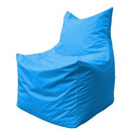 Бескаркасное кресло мешок Фокс Ф2.2-14 (Голубой)