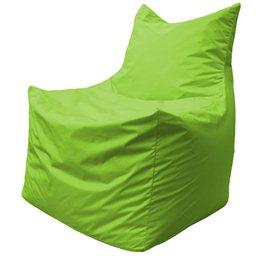 Бескаркасное кресло мешок Фокс Ф2.2-02 (Салатовый)