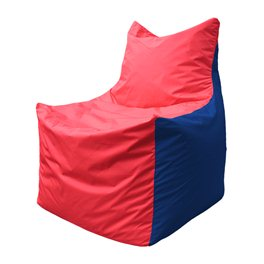 Кресло-мешок Фокс Ф 21-172 (красно-синий)