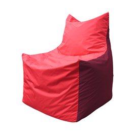 Кресло-мешок Фокс Ф 21-180 (красно-бордовый)