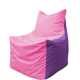 Кресло-мешок Фокс Ф 21-194 (розово-сиреневый)