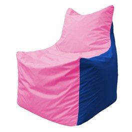 Кресло-мешок Фокс Ф 21-195 (розово-синий)