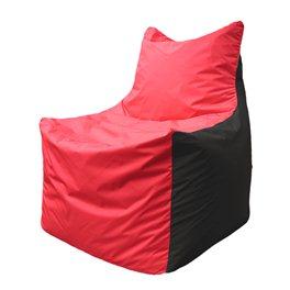 Кресло-мешок Фокс Ф 21-232 (красно-коричневый)
