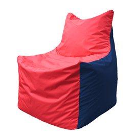 Кресло-мешок Фокс Ф 21-234 (красно-синий)