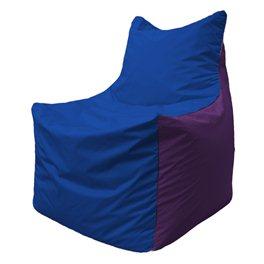 Кресло-мешок Фокс Ф 21-117 (василёк - фиолетовый)