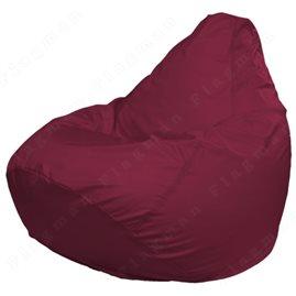 Кресло-мешок Груша Макси бордовое