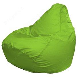 Кресло-мешок Груша Макси салатовое