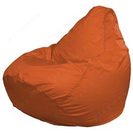 Кресло-мешок Груша Макси оранжевое