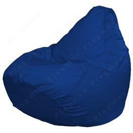 Кресло-мешок Груша Макси синее