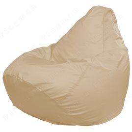 Кресло-мешок Груша Макси светло-бежевое