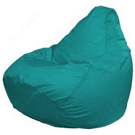 Кресло-мешок Груша Макси бирюза