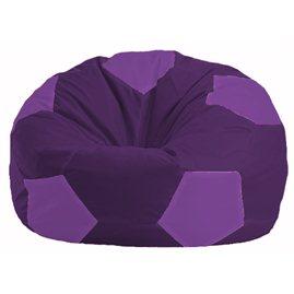 Кресло-мешок Мяч фиолетовый - сиреневый М 1.1-71
