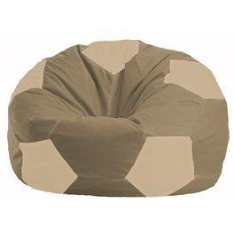 Кресло-мешок Мяч бежевый - светло-бежевый М 1.1-87
