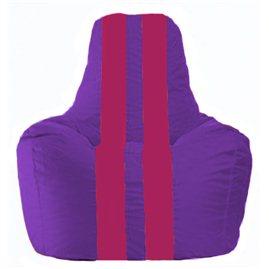 Кресло-мешок Спортинг фиолетовый - лиловый С1.1-68