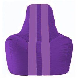 Кресло-мешок Спортинг фиолетовый - сиреневый С1.1-71