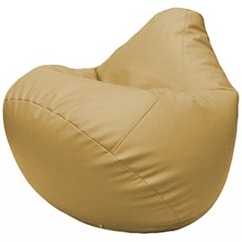 Кресло-мешок Груша Г2.3-13 бежевый