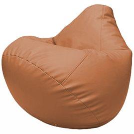 Кресло-мешок Груша Г2.3-20 оранжевый