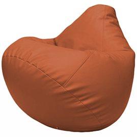Кресло-мешок Груша Г2.3-23 оранжевый
