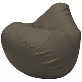 Кресло-мешок Груша Г2.3-17 серый