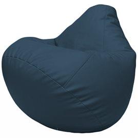 Кресло-мешок Груша Г2.3-03 синий