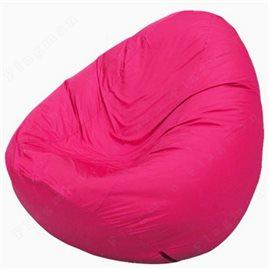 Бескаркасное кресло-мешок Груша Мини фуксия