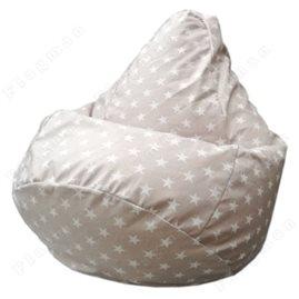 Бескаркасное кресло-мешок Груша Liverpool star 01