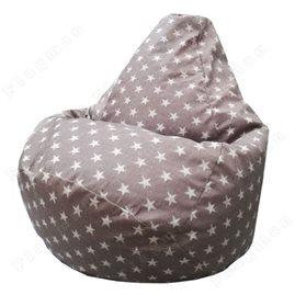Бескаркасное кресло-мешок Груша Liverpool star 09