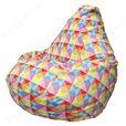 Бескаркасное кресло-мешок Груша Г2.5-131