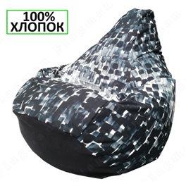 Бескаркасное кресло-мешок Груша Г2.6-24