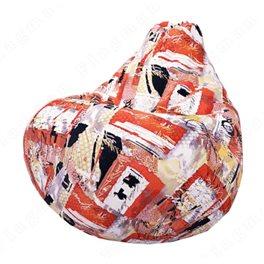 Бескаркасное кресло-мешок Груша Пипо