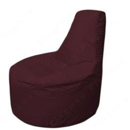 Живое кресло-мешокТрон Т1.1-01(бордовый)